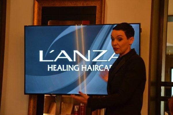 Nieuwe producten L'Anza en Absolution