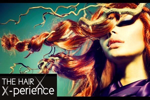 Kappersevent The Hair X-perience met Wolfgang Peppmeier en Mari van de Ven