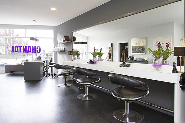 Salon in Beeld