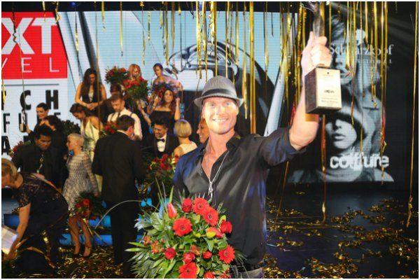 Mark van Westerop wint Coiffure Award 2017