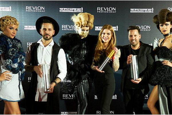 Uitreiking Revlon Style Masters Award 2017