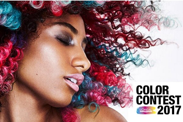L'Oréal Professionnel Color Contest
