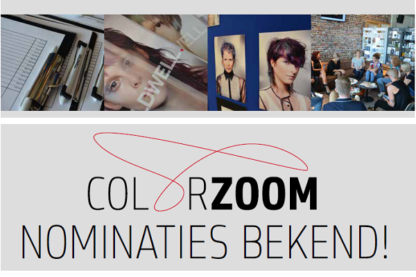 COLOR ZOOM GENOMINEERDEN 2018