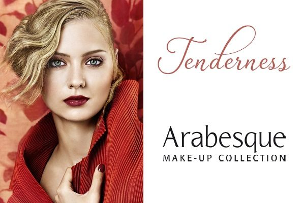 Nieuw: Tenderness-ARABESQUE Look voor Herfst & Winter 2018/2019