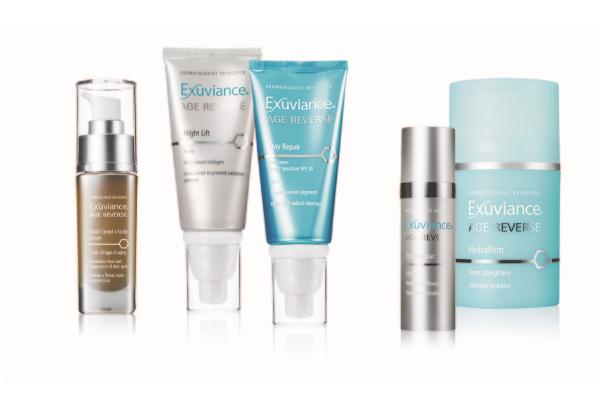 Exuviance : Een nieuwe autoriteit op vlak van huidverzorging met de meeste actieve ingrediënten !