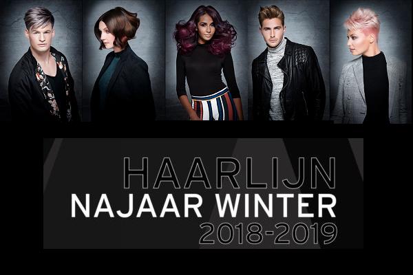 Nederlandse Haarlijn najaar/winter 2018-2019