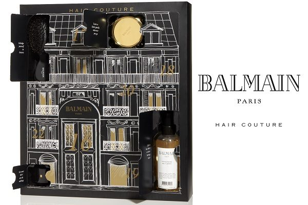 HOLIDAY GIFT CALENDAR 10 days of Balmain