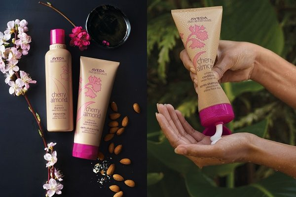 Aveda introduceert Cherry Almond collectie