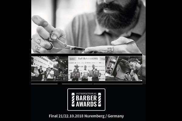 Finale International Barber Awards 2018