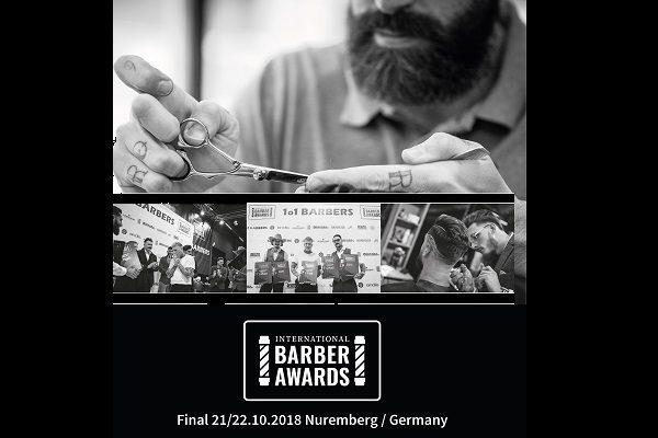 Finale International Barber Awards 2018