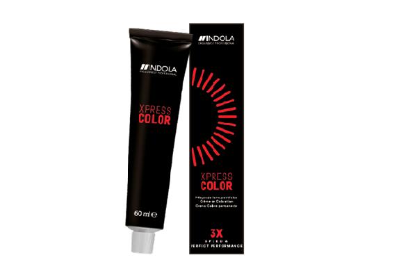 Halveer jouw servicetijd met Indola Xpress Color