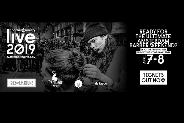 BarberSociety Live 2019: Wereldwijde aantrekkingskracht