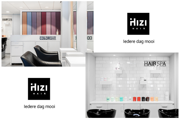 Hizi Hair opent salon in Bodegraven