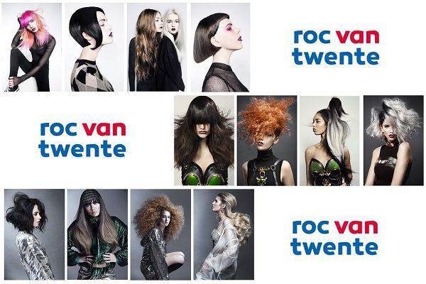 Vijf nominaties voor drie studenten van ROC van Twente bij Coiffure Award 2019