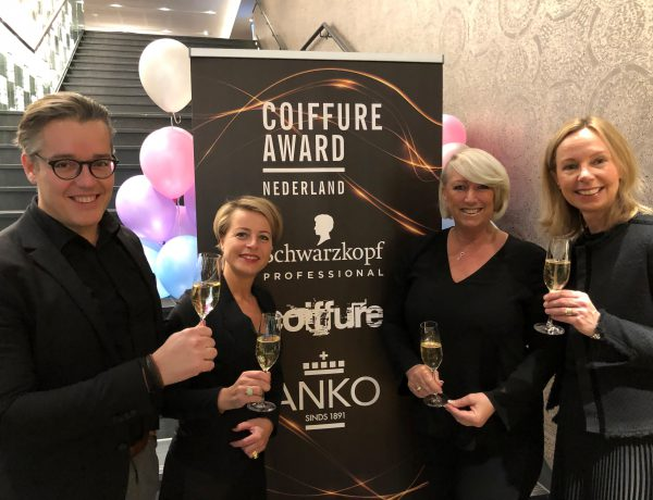 ANKO introduceert in 2020 Ondernemers Award op gala Coiffure Award