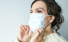 mondkapjes verplicht voor de kappersbranche