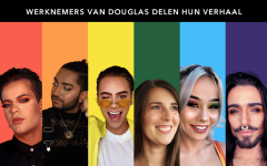 Douglas viert de Pride Month