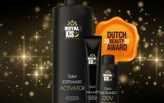 Royal Kiss wint Dutch Beauty Award 2020