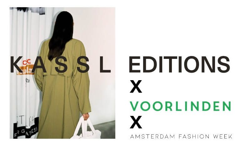 Amsterdam Fashion Week presenteert programma in aangepaste vorm