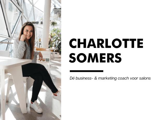 Nieuwe columniste: Charlotte Somers van nXt level salon