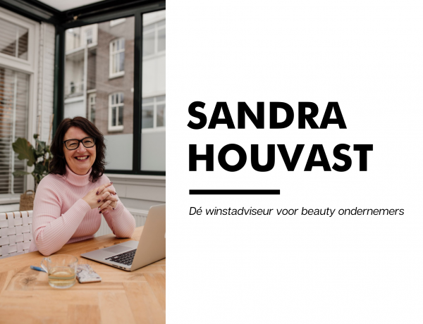Nieuwe columniste: Sandra Houvast van Houvast Winst & Cijfers
