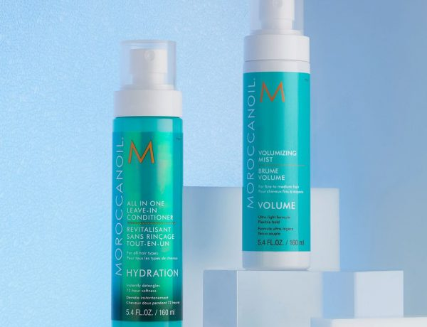 Moroccanoil introduceert All in One Leave-in Conditioner en Volumizing Mist