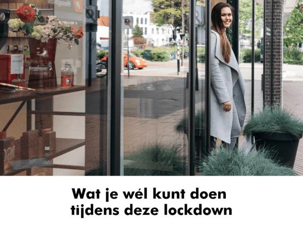 wat je wel kunt doen tijdens deze lockdown