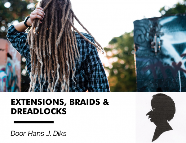 Extensions, braids & dreadlocks