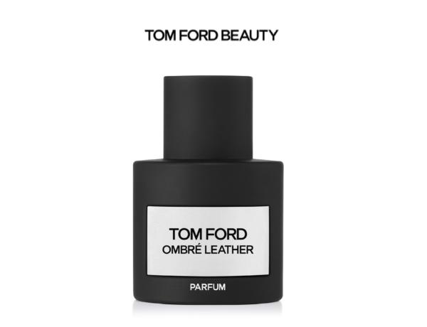Tom Ford presenteert het debuut van zijn nieuwste Signature-geur: Ombré Leather Parfum